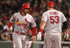 Cardinals sneak past Twins