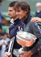 Djokovic, Nadal to meet at Rogers Cup