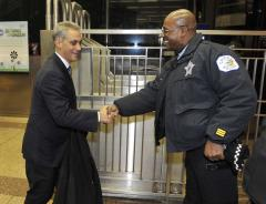 Emanuel opponent criticizes tax proposal