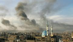 Cairo announces Israel, Hamas truce