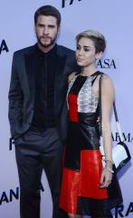 Liam Hemsworth: 'I'm extremely happy' for Miley Cyrus