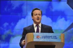 Cameron: Gay marriage is conservative