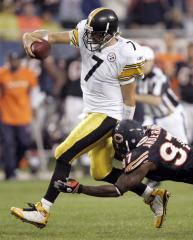 NFL: Chicago 17, Pittsburgh 14