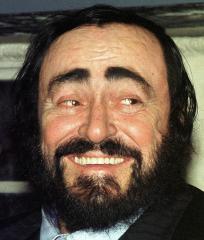 Pavarotti lip-synced last performance
