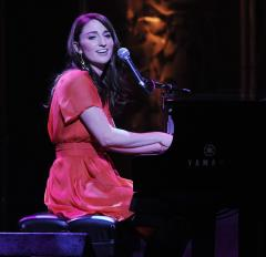 Sara Bareilles credits Katy Perry controversy for success of her song 'Brave'