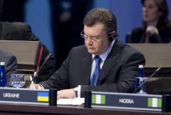 White House: Yanukovych no longer president of Ukraine; parliament is in charge