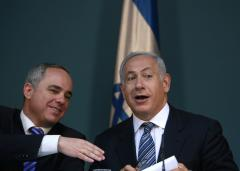 Israeli minister calls for deadline on Iran nukes