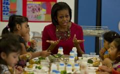 School lunches getting a colorful makeover