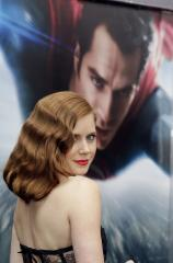 Amy Adams rebuffs Superman love triangle