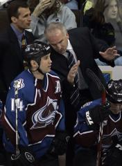 Granato returns as Avalanche coach