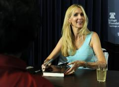 Ann Coulter defends calling Obama 'retard'