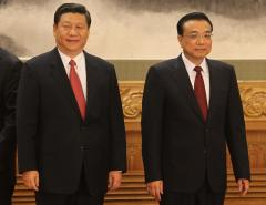 Li Keqiang becomes premier of China