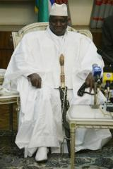 State Department slams Gambian president for anti-LGBT remarks