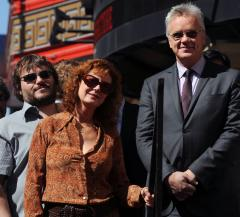 Sarandon, Rush set for Broadway's 'King'