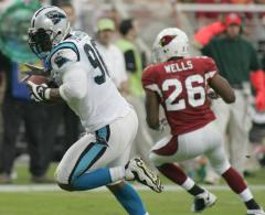 NFL: Carolina 34, Arizona 21