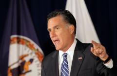 Romney charges 'character assassination'