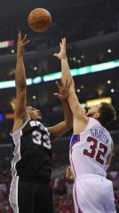NBA: San Antonio 102, LA Clippers 99