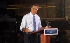 Voters split on Romney's business record