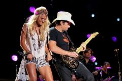 Carrie Underwood and Brad Paisley to host CMA Awards for seventh year