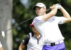 Sergio Garcia back in golf's Top 10