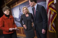 Kirsten Gillibrand called 'porky,' 'chubby,' 'fat' by male colleagues