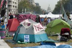 Bloomberg: 'Occupy' park cleaning Friday