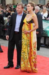 Guy Ritchie's girlfriend, Jacqui Ainsley, gives birth to a son