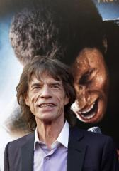 Mick Jagger, Martin Scorsese's 'Rock 'n' Roll' set robbed