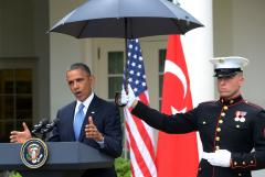 Obama: More information needed on Syrian use of gas weapons