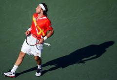 Monaco cruises to first-round win in Chile
