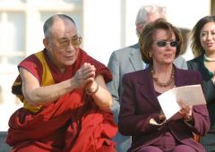 Pelosi's Tibetan comments attacked