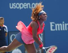 S. Williams, Azarenka gain third round at U.S. Open