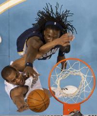 NBA: Denver 123, Memphis 101