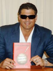 Jose Canseco told to remove diaper-wearing goats from house
