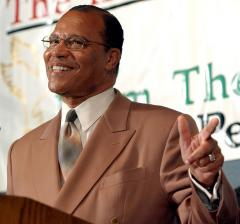Farrakhan repeats call for responsibility