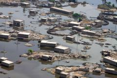 'Unprecedented' flood damage in Pakistan