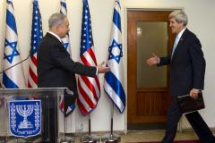 John Kerry heads to Ramallah for peace talks with Palestinians