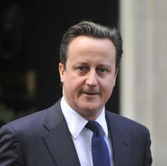 Cameron: Britain a Christian country