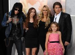 Miley Cyrus' parents Tish and Billy Ray reconcile