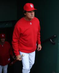 La Russa to return as Cardinals' manager