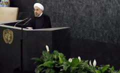 Rouhani offers talks on Iran's nuclear program