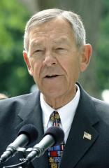 Voinovich to bow out at end of term