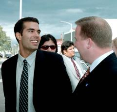 George P. Bush wins GOP nomination for Texas land commissioner