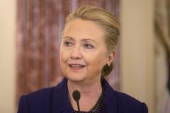 Docs: Hillary Clinton blood clot in head