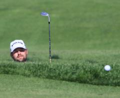 Moore, Stroud share lead at PGA stop in Malaysia