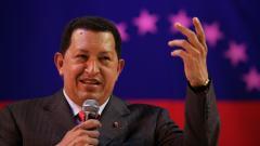 Venezuelan President Chavez dies at 58