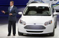 Ford says it will break 100-mpg barrier