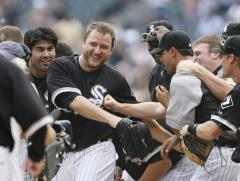 Buehrle named AL player of week