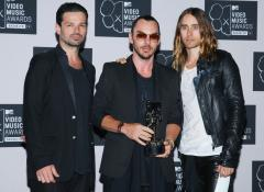 Jared Leto's band to play gig in Ukraine