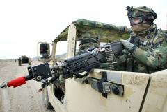 Northrop to continue supporting the Army's National Training Center